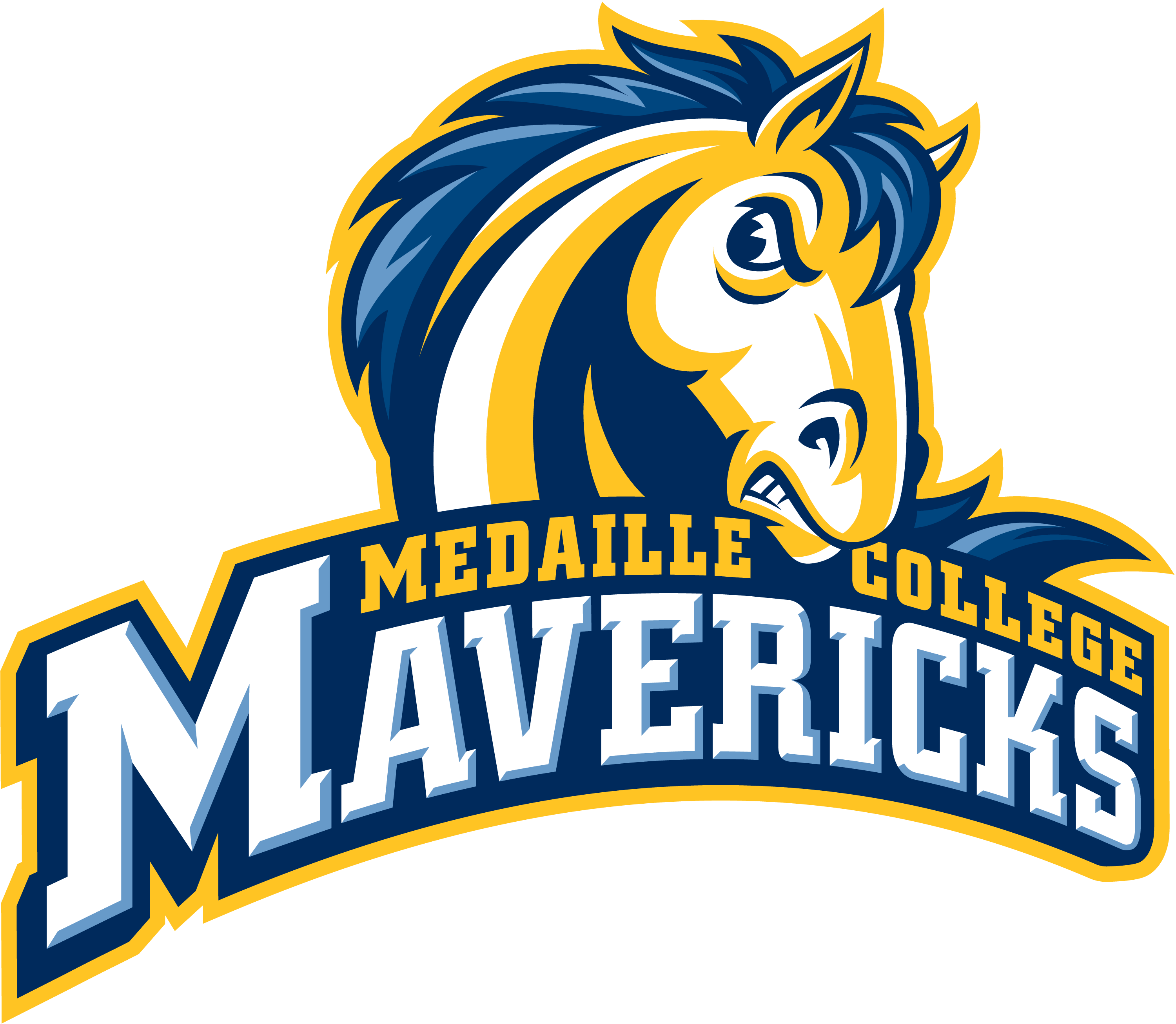 Medaille Mavericks Athletics