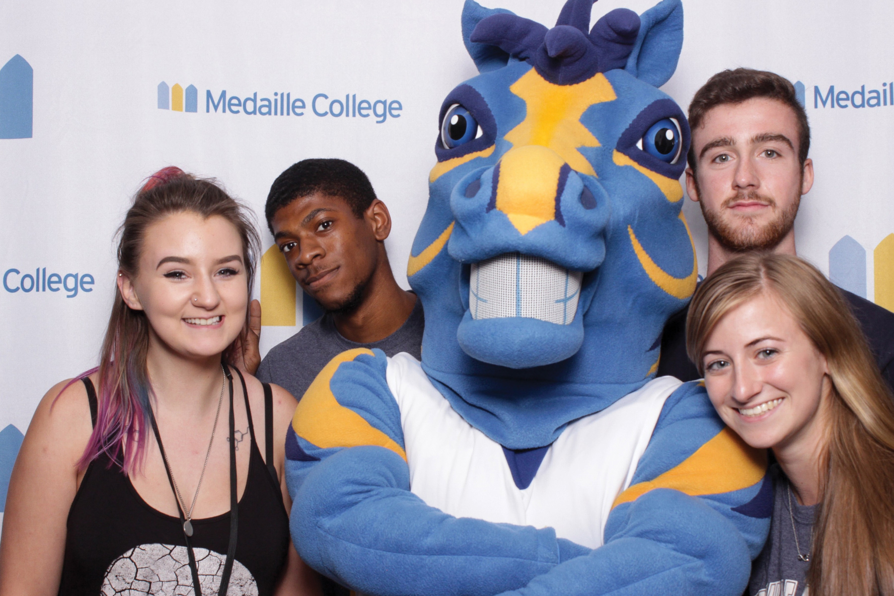 Medaille College Students