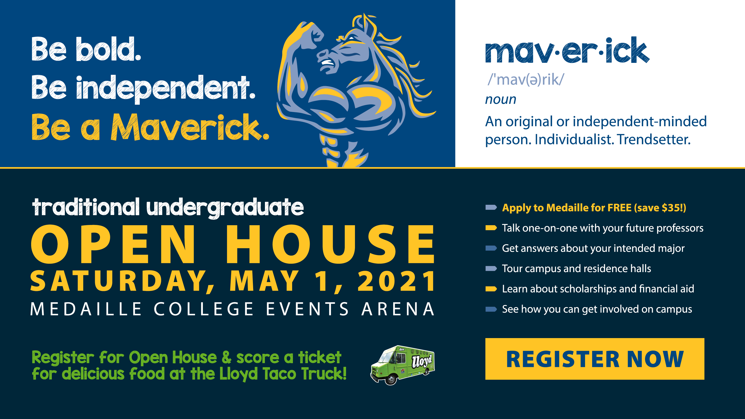 Medaille College Open House