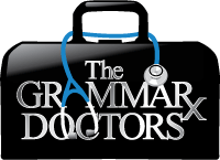 The Grammar Doctors
