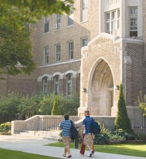 Medaille Buffalo Campus Main Building