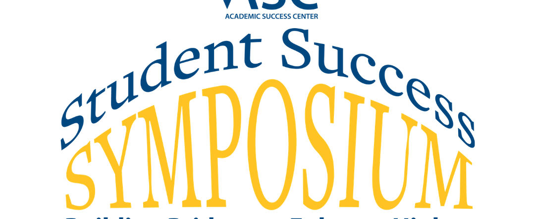 Student Success Symposium